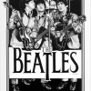 Beatles Original Art By Howard Teman