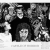 Castle Of Horrors Original Art By Howard Teman
