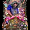 Jerry Garcia Original Art By Howard Teman