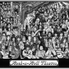 Rock N Roll Theatre Original Art By Howard Teman