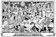 American Hero Original Poster