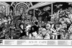 Sci-Fi Cafe